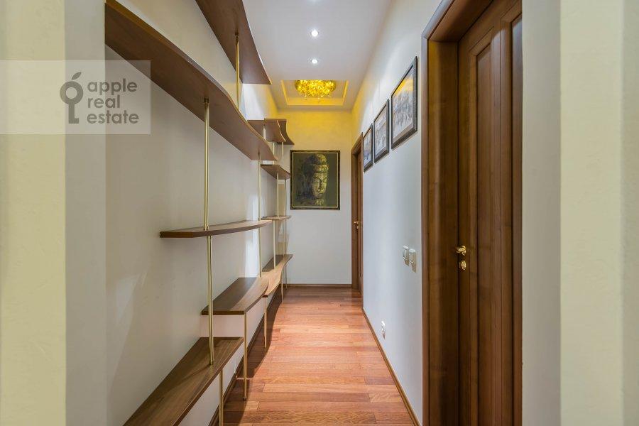 Corridor of the 3-room apartment at Leningradskiy pr-t. 76k2