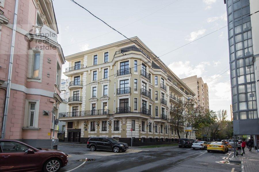 Фото дома 5-комнатной квартиры по адресу Нащокинский переулок 7