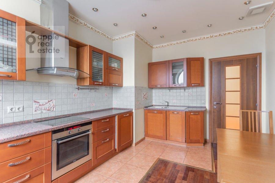 Кухня в 3-комнатной квартире по адресу Минская улица 1кГ