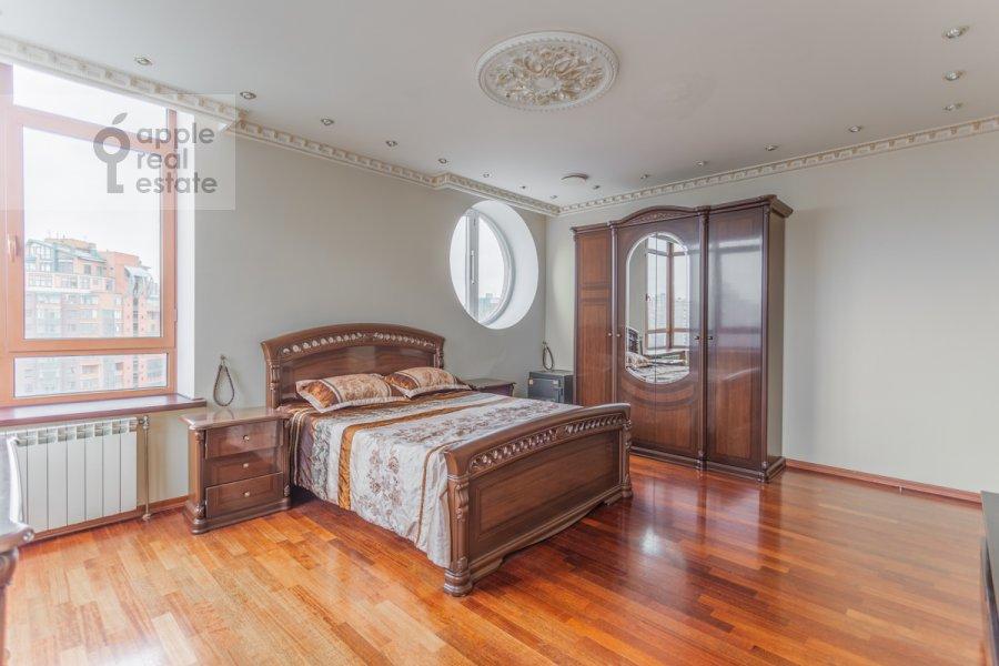 Спальня в 3-комнатной квартире по адресу Минская улица 1кГ