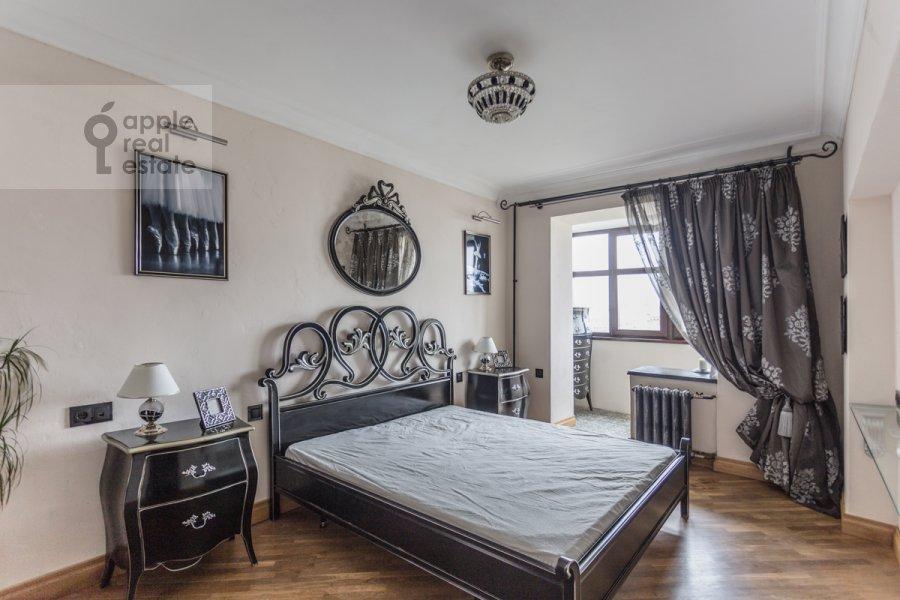 Спальня в 2-комнатной квартире по адресу Делегатская 11
