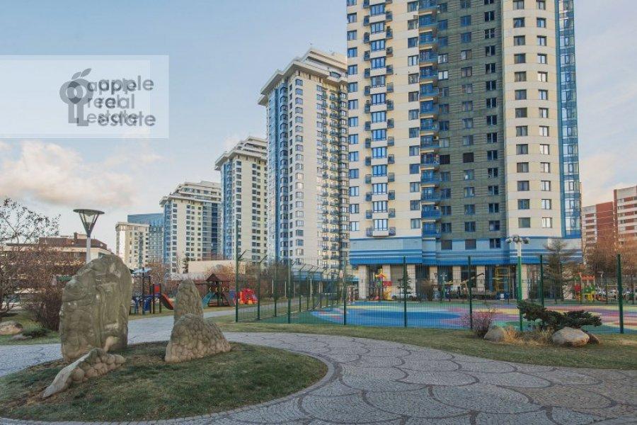 Фото дома 3-комнатной квартиры по адресу Мосфильмовская улица 70к2