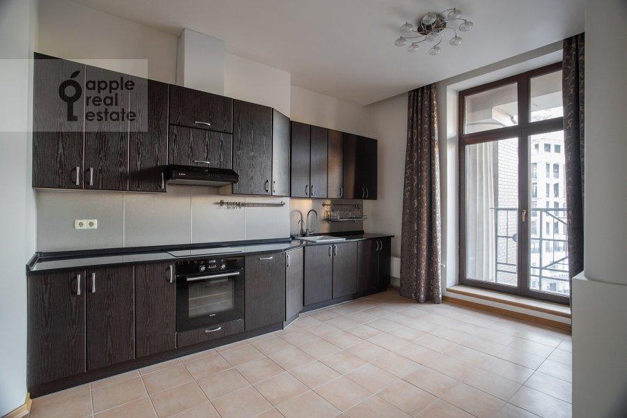 Кухня в 3-комнатной квартире по адресу Малая Полянка 2