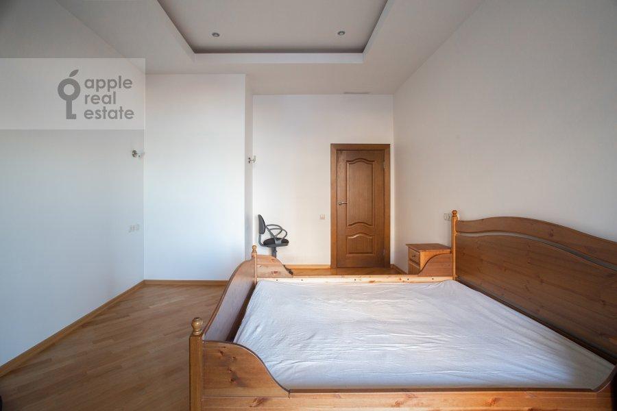 Спальня в 3-комнатной квартире по адресу Малая Полянка 2