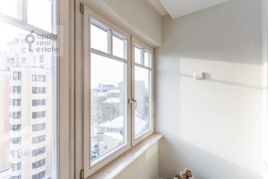Балкон / Терраса / Лоджия в 5-комнатной квартире по адресу Весковский пер. 2
