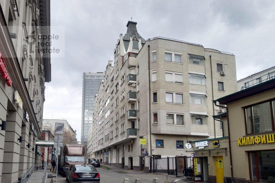 Фото дома 4-комнатной квартиры по адресу Малый Николопесковский переулок 4