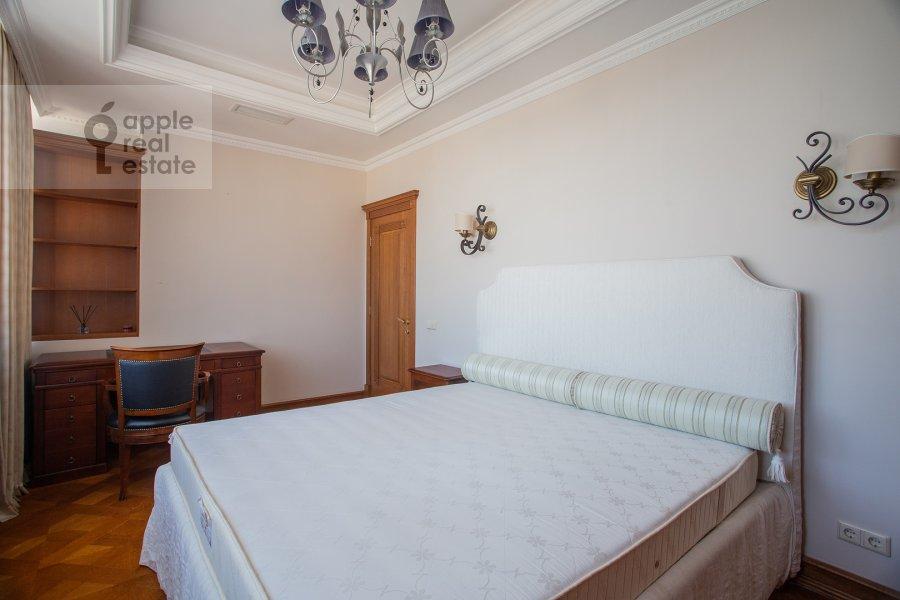 Спальня в 3-комнатной квартире по адресу Ленинградский проспект 76к1