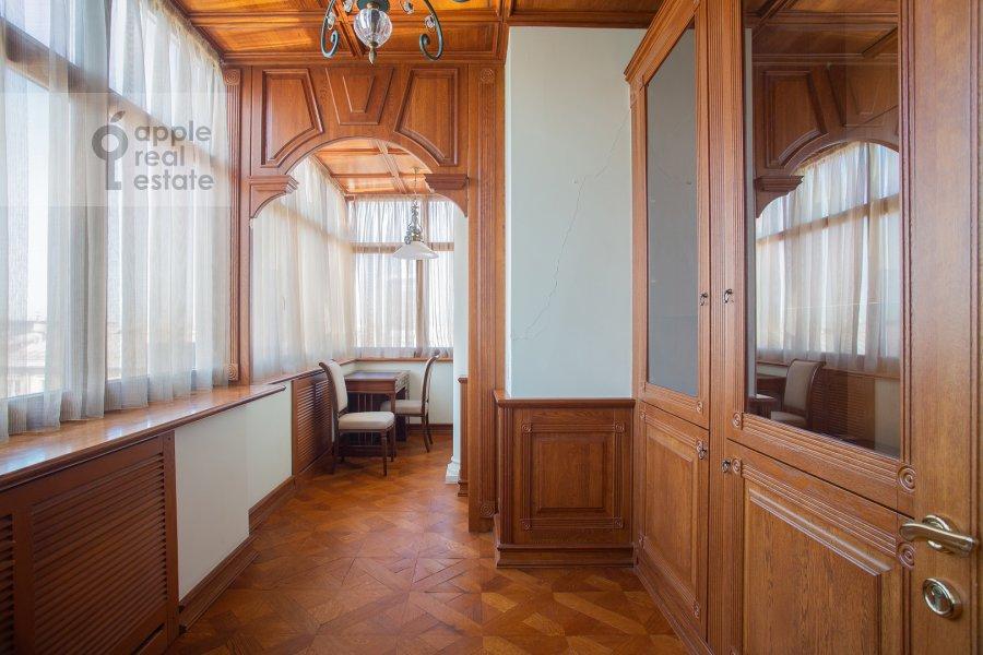 Детская комната / Кабинет в 3-комнатной квартире по адресу Ленинградский проспект 76к1