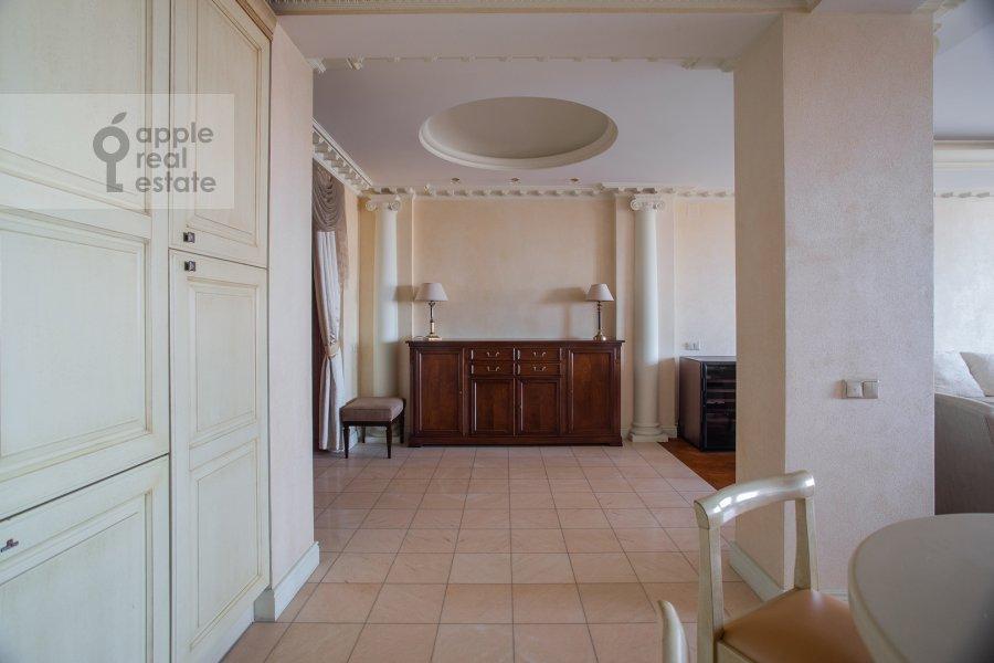Кухня в 3-комнатной квартире по адресу Ленинградский проспект 76к1