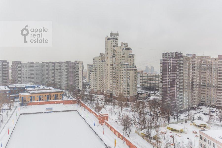 View from the window of the 5-room apartment at Taganskaya ulitsa 36k2