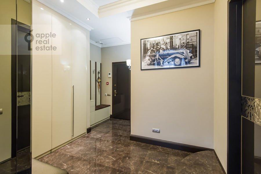 Corridor of the 2-room apartment at Malaya Polyanka 2
