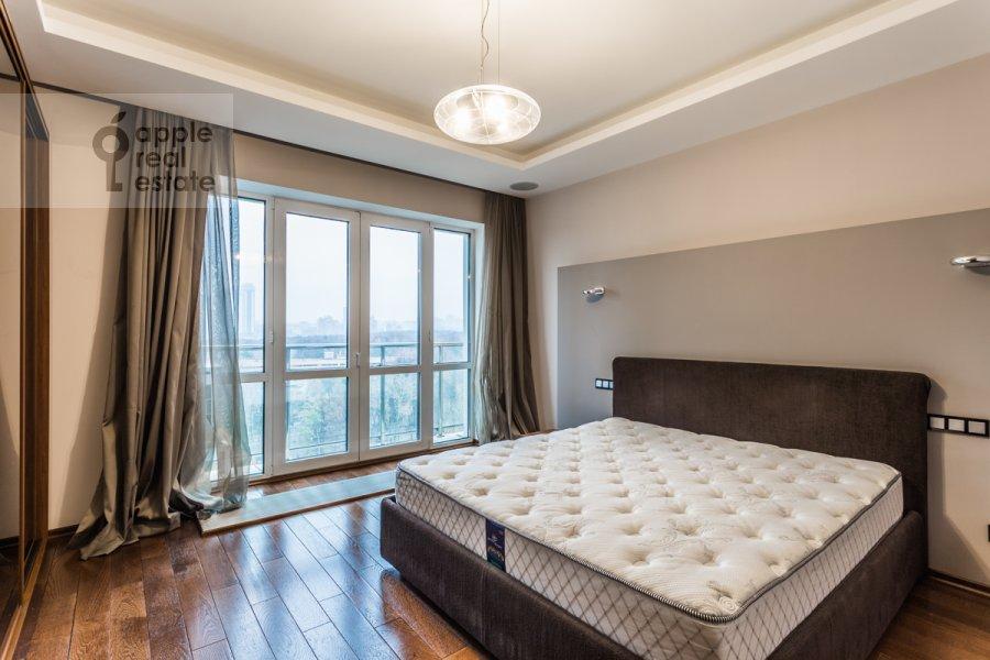 Спальня в 2-комнатной квартире по адресу Нежинская 1к3