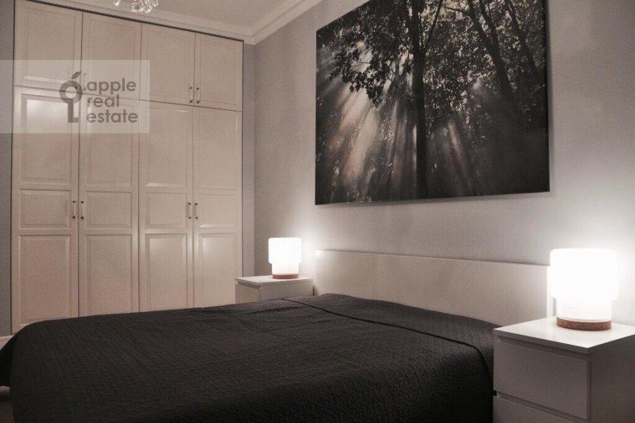 Спальня в 3-комнатной квартире по адресу Кочновский проезд 4к1