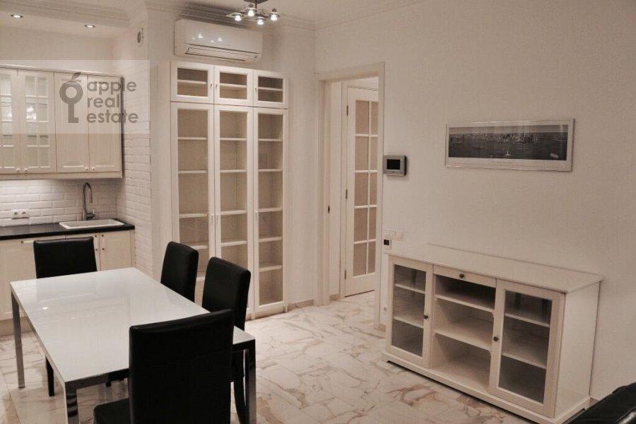 Кухня в 3-комнатной квартире по адресу Кочновский проезд 4к1