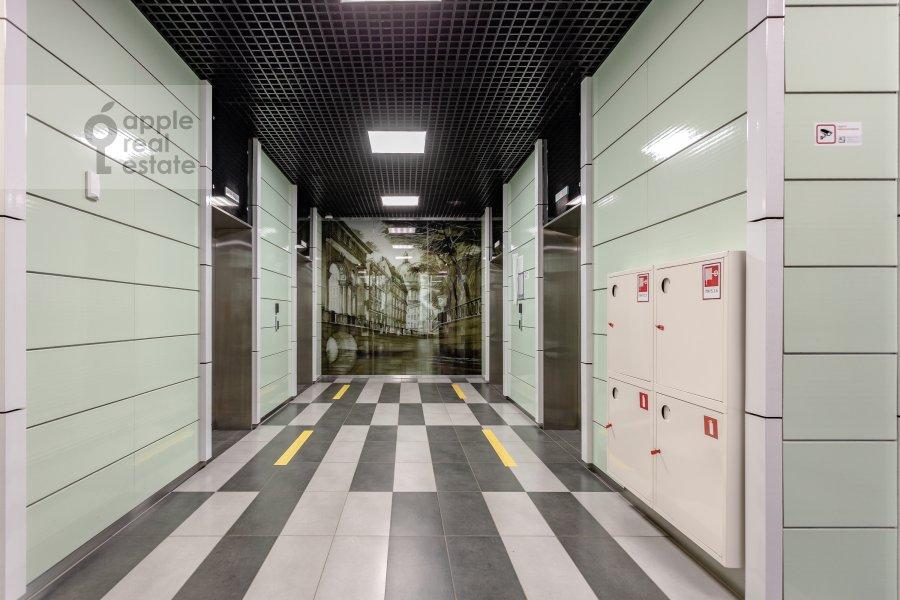 Corridor of the 2-room apartment at Kronshtadtskiy bul'var 6k1