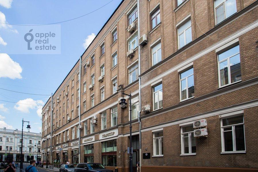 Photo of the house of the 4-room apartment at Myasnitskaya ulitsa 24/7s1