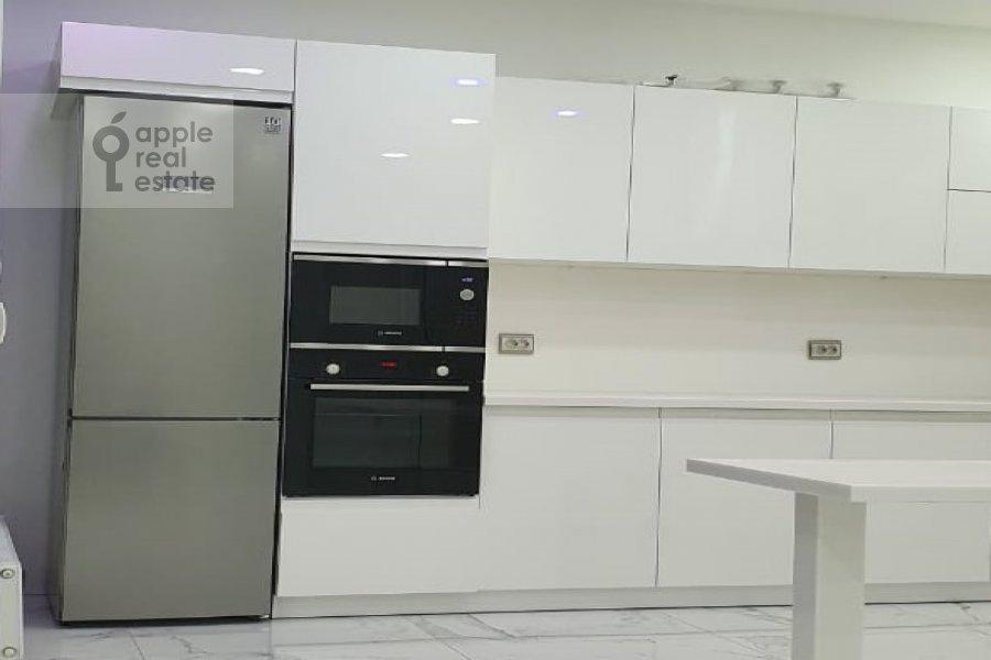 Кухня в 2-комнатной квартире по адресу Докучаев пер. 2с3