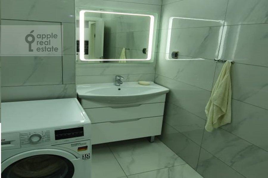 Санузел в 2-комнатной квартире по адресу Докучаев пер. 2с3