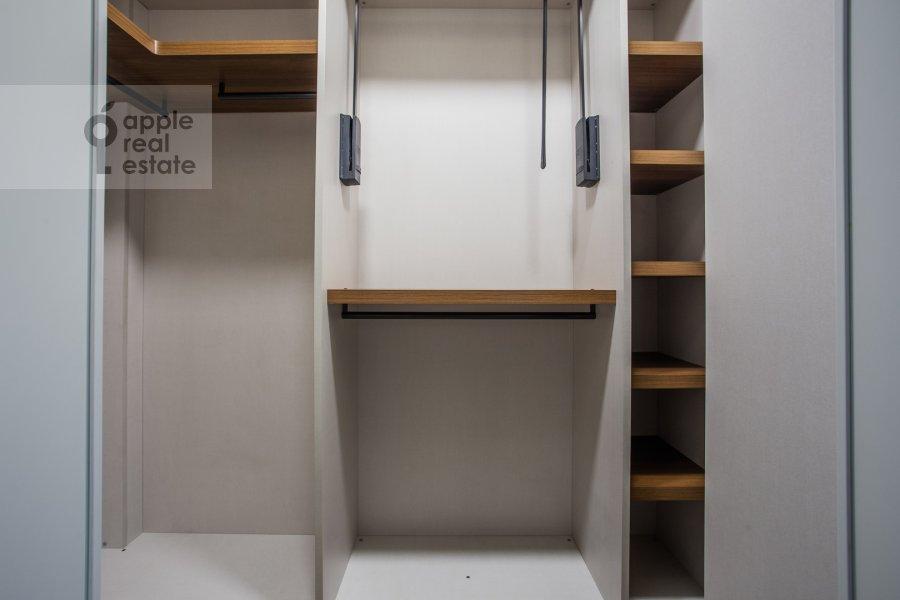Walk-in closet / Laundry room / Storage room of the 3-room apartment at Bol'shoy Tishinskiy pereulok 10s1