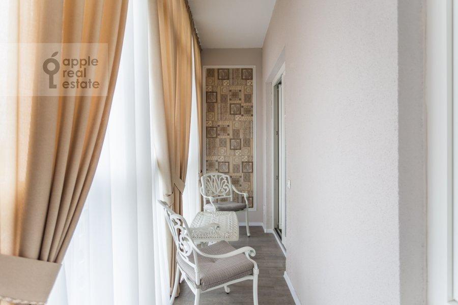 Балкон / Терраса / Лоджия в 3-комнатной квартире по адресу Мытная улица 7с1