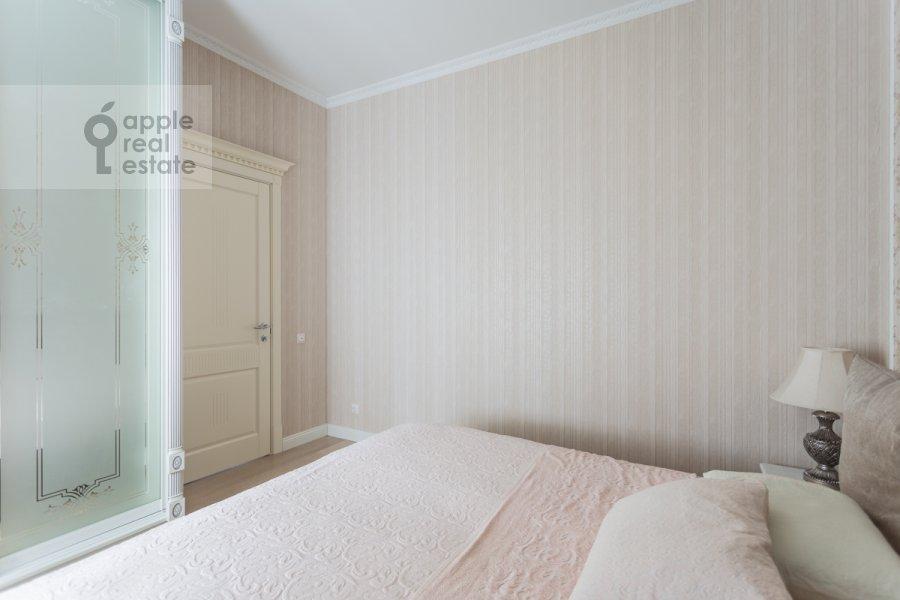 Спальня в 3-комнатной квартире по адресу Мытная улица 7с1