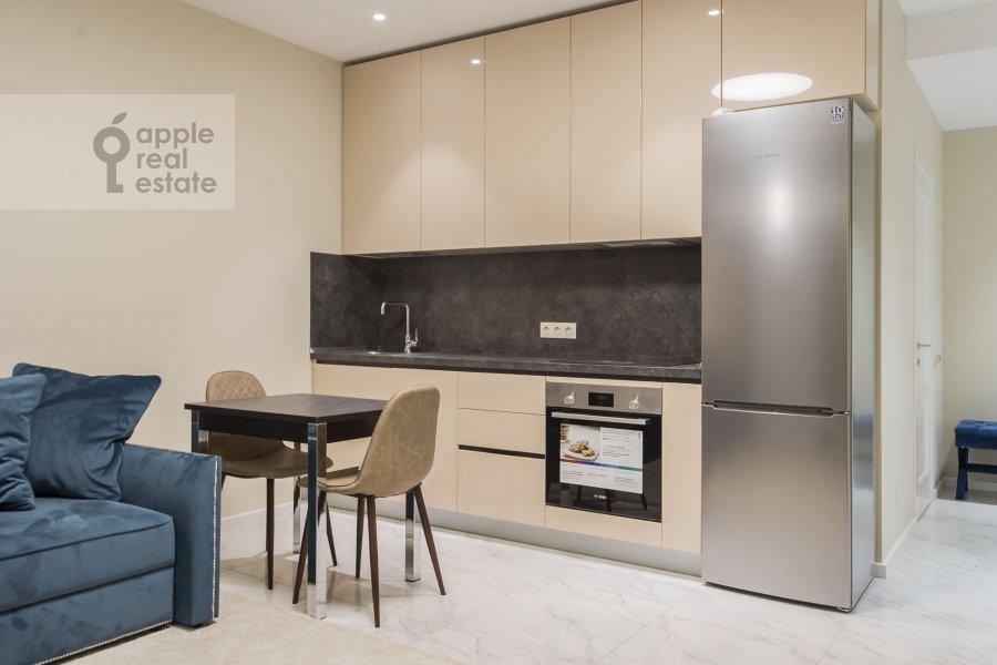 Кухня в 2-комнатной квартире по адресу Большая Садовая ул. 5к1