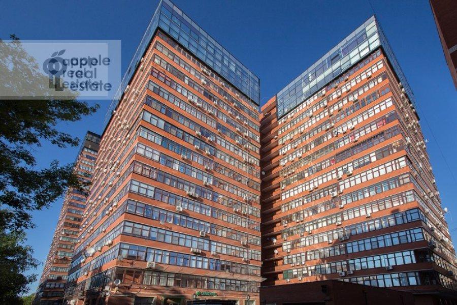 Photo of the house of the 3-room apartment at Leningradskiy prospekt 76k2