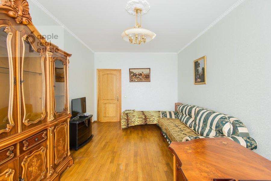 Детская комната / Кабинет в 3-комнатной квартире по адресу Трехгорный Вал 12к2