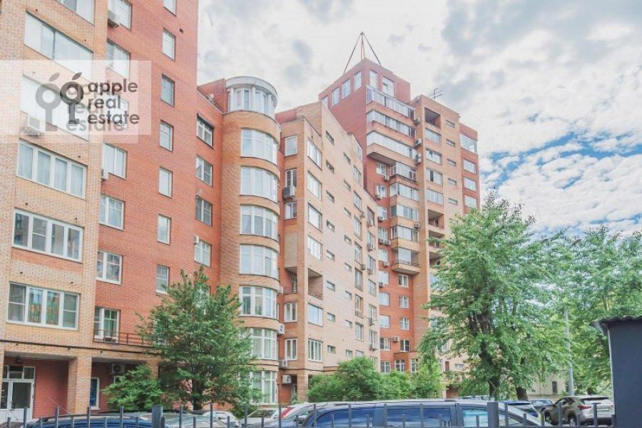 Фото дома 3-комнатной квартиры по адресу Трехгорный Вал 12к2