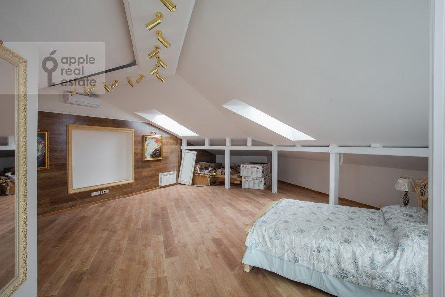 Bedroom of the 5-room apartment at Minskaya ul. 1gk1
