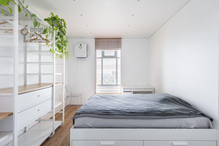 Спальня в 3-комнатной квартире по адресу проспект Мира 188Бк4