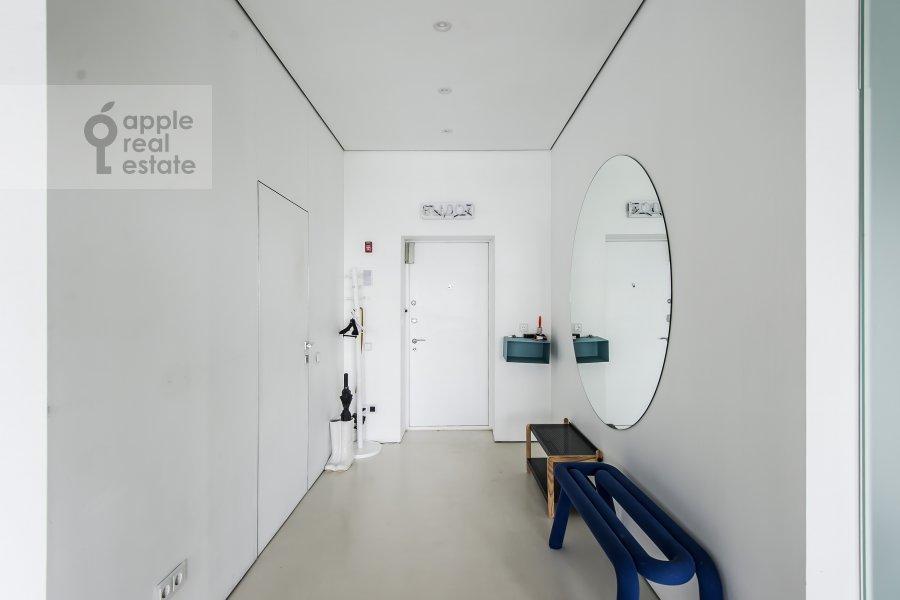 Corridor of the 3-room apartment at prospekt Mira 188Bk4