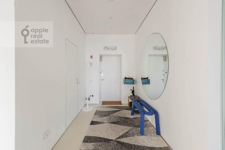Коридор в 3-комнатной квартире по адресу проспект Мира 188Бк4