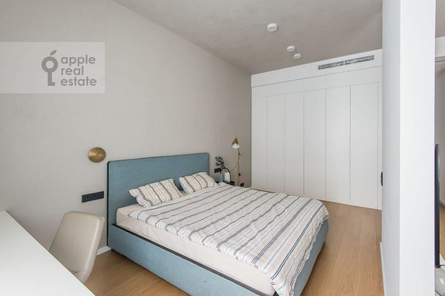 Спальня в 1-комнатной квартире по адресу Садовническая набережная 7