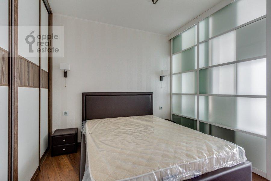 Спальня в 2-комнатной квартире по адресу Рублевское шоссе 70к6