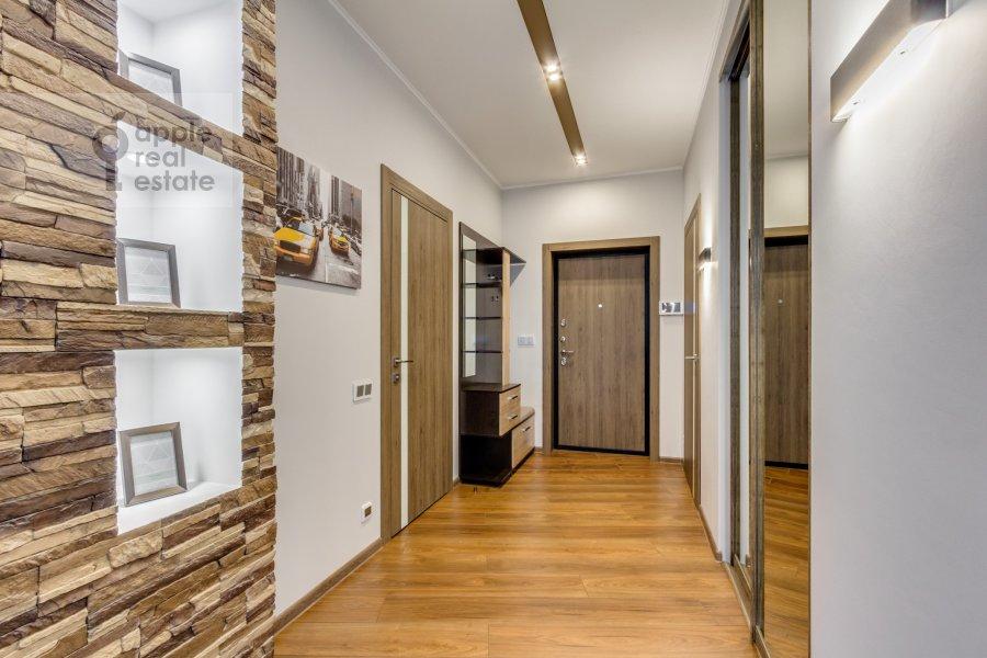 Коридор в 2-комнатной квартире по адресу Рублевское шоссе 70к6