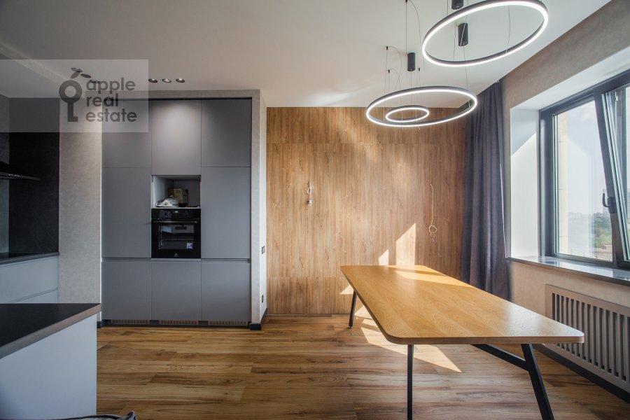 Kitchen of the 4-room apartment at Leningradskiy prospekt 35S2