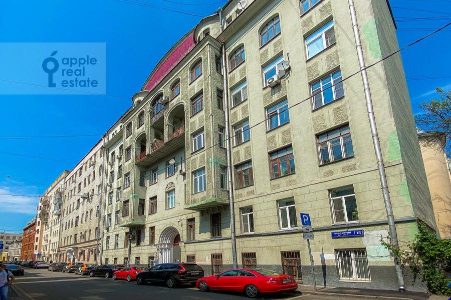 Фото дома 2-комнатной квартиры по адресу Просвирин переулок 15