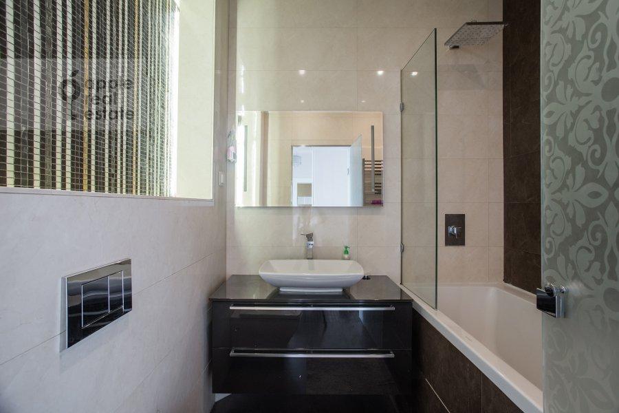 Bathroom of the 2-room apartment at Prosvirin pereulok 15