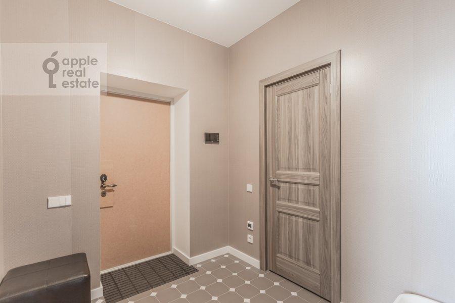 Коридор в 3-комнатной квартире по адресу 2-й Неопалимовский пер. 11