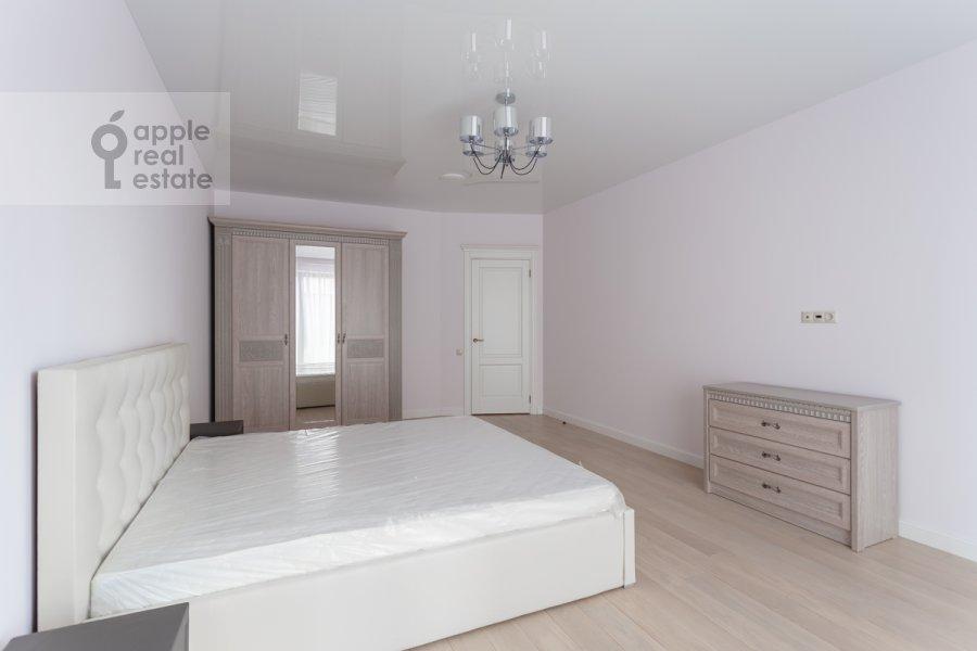 Bedroom of the 3-room apartment at Bol'shaya Sadovaya ulitsa 5k1