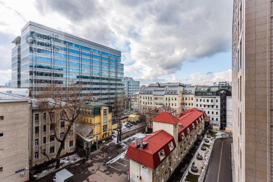 View from the window of the 3-room apartment at Bol'shaya Sadovaya ulitsa 5k1