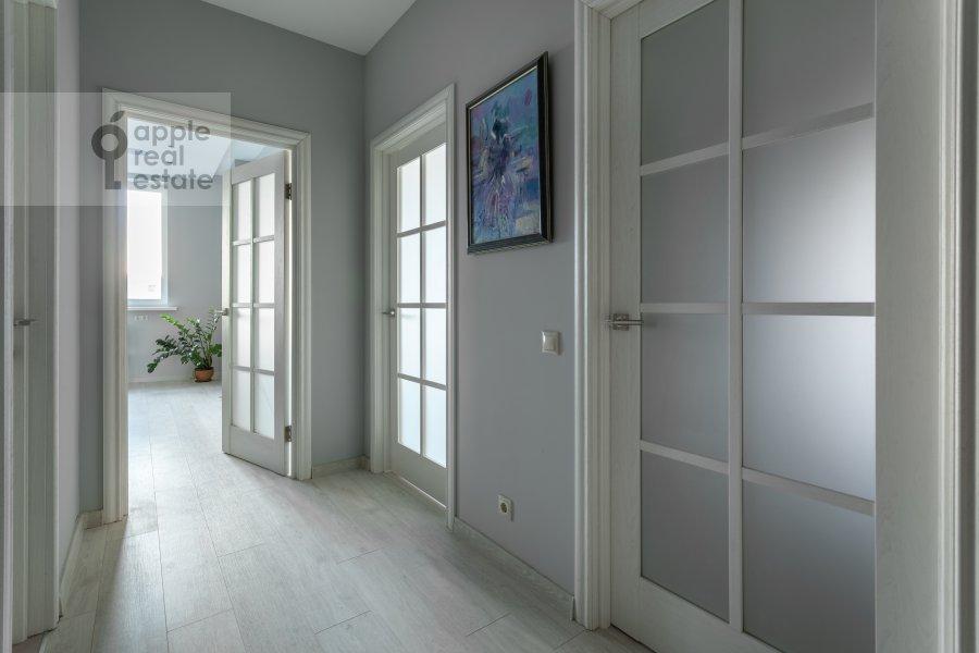 Corridor of the 2-room apartment at Profsoyuznaya ul. 64k2
