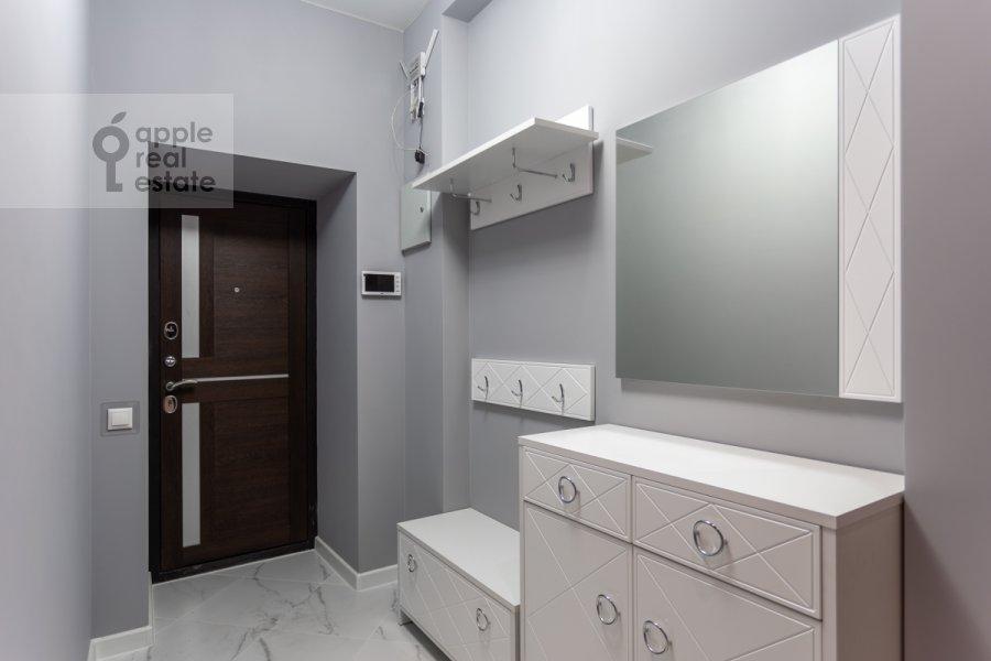 Коридор в 2-комнатной квартире по адресу Кутузовский проспект 30