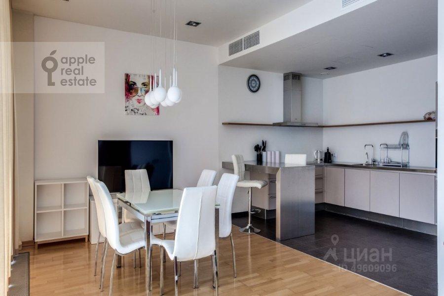 Кухня в 3-комнатной квартире по адресу Ленинградское шоссе 37к1