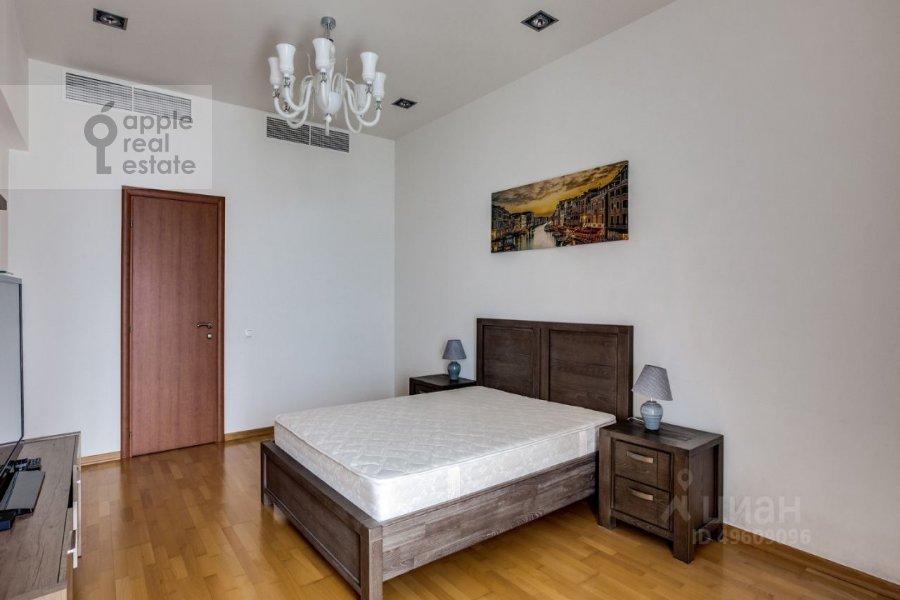Спальня в 3-комнатной квартире по адресу Ленинградское шоссе 37к1