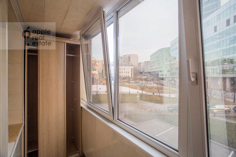 Балкон / Терраса / Лоджия в 4-комнатной квартире по адресу Цветной бул. 16/1