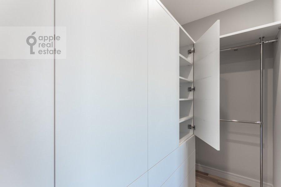Walk-in closet / Laundry room / Storage room of the 3-room apartment at Leninskiy pr-t. 95B