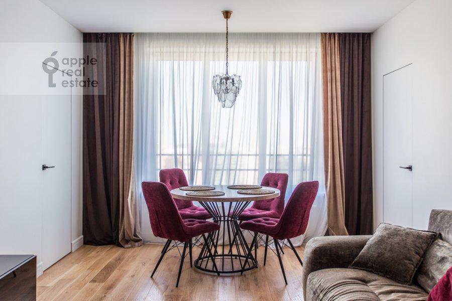 Кухня в 3-комнатной квартире по адресу Ленинский пр-т. 95Б