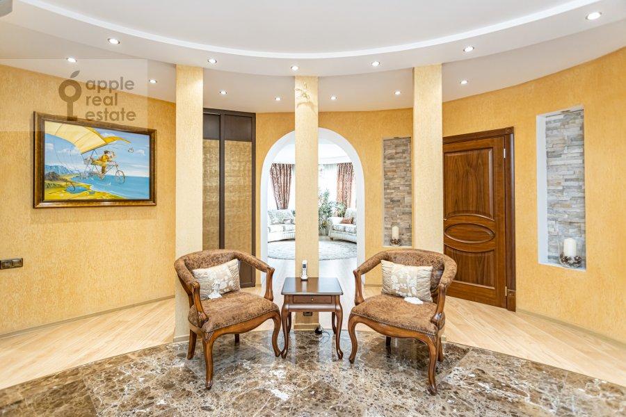 Corridor of the 2-room apartment at Rossoshanskaya ul. 2k4